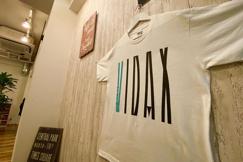 ヴィダックス渋谷店